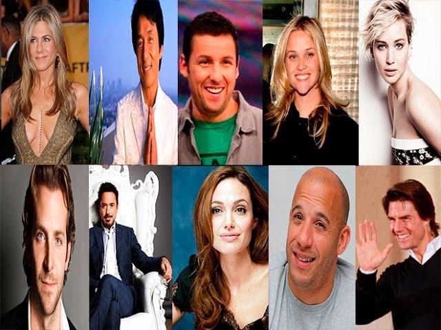 Журнал Forbes разместил свой рейтинг самых высокооплачиваемых киноактеров мира.