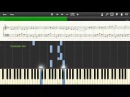Fractale ~ Down By The Salley Gardens - piano simple arrange