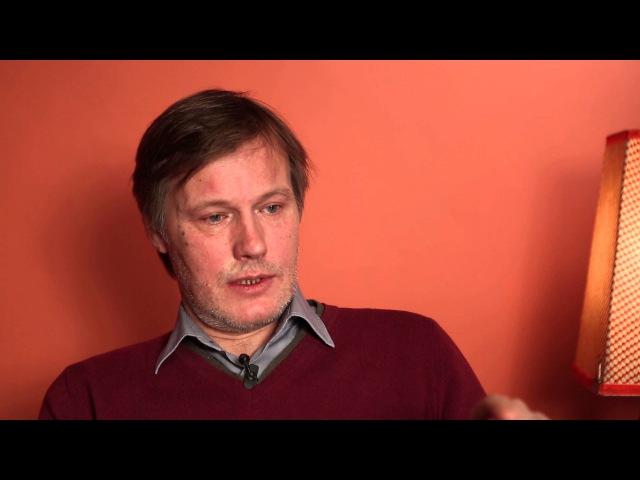 Актерское мастерство, видеоурок №2. Игорь Гордин