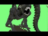 alien drone  animation poser 1080p s01r02 30fps green screen .avi