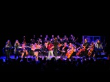 Seattle Rock Orchestra performs David Bowie - Let's Dance (11.7.15)