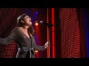 Lea Michele Glee - Singing My Man Live - Tribute To Barbra Streisand