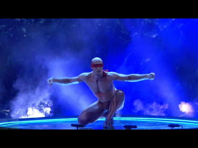 America's Got Talent 2016 Finals Viktor Kee Juggling Artist S11E22
