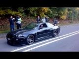 Nissan Skyline R34 GTR V Spec Nismo Omori Factory S1