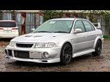 1999 Mitsubishi Lancer GSR Evolution 6 (Scotland) - Japan Auction Purchase Review