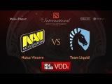 Na`Vi vs Liquid, TI6 Мейн Ивент, Нижняя сетка