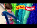 VLOG La Foir'Fouille Shopping children's toys