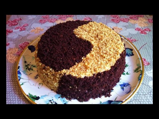 Торт Сметанник (Очень Вкусный) / Сметанный Торт / Простой Пошаговый Рецепт