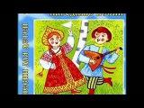БЫЛО У МАТУШКИ ДВЕНАДЦАТЬ ДОЧЕРЕЙ Русские народные песни для детей