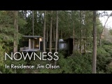 In Residence Jim Olson - inside the architect's treetop house