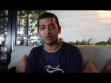 Namaskar.com.ru: Vishnu Shukla, a yogi from Varanasi, India, explains on power of thought