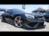 (4K)Mercedes-Benz AMG SL63