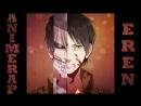 AnimeRap - Атака Титанов - Реп про Эрена Джагера | Shingeki no Kyojin Eren Yeager Rap