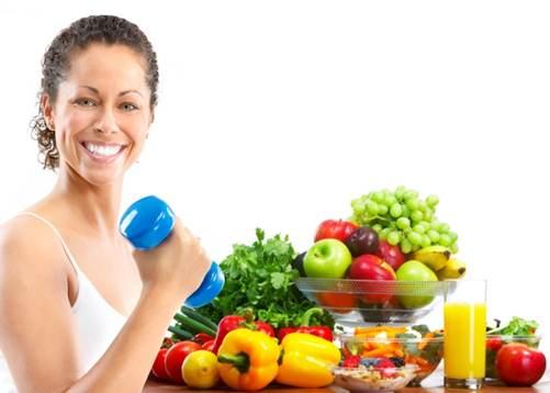 Правильное питание и упражнения для похудения живота и боков для женщин