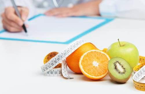 составление меню диетологом