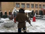 Різдвяний вертеп с.БЕРЕЗЕЦЬ в м. КОМАРНО 17.01.2016 р.