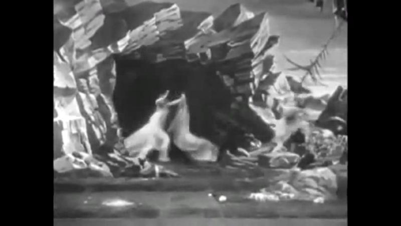 Lîle de Calypso Ulysse et le géant Polyphème - Ulysses and the Giant Polyphemus - Georges Méliès - 1905