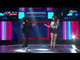 Jang Hyunseung x Stephanie - No Filter @ Hit The Stage 160810