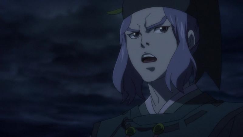 Garo: Guren no Tsuki (Crimson Moon) TV-2 / Гаро: Багровая луна ТВ-2 - 14 серия | Itashi Ados [AniLibria.Tv]