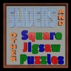 Sliders and Other Square Jigsaw Puzzles Game