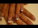 женские ногти разнобразие