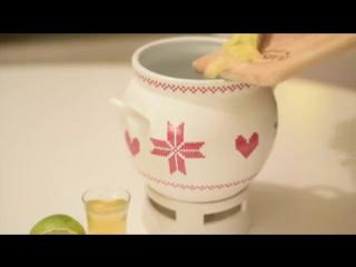 Чай для похудения из имбиря!