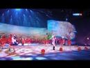 АЛИНА 2015 Команда города Краснодар и Кубанский казачий хор