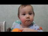 Реакция ребенка на скотч