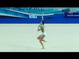Арина Аверина - мяч  Первенство России 2016