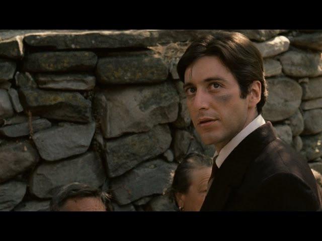 Сицилийская свадьба Майкла Корлеоне - Крёстный отец 1972