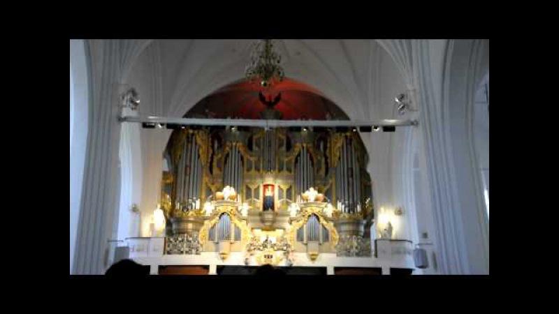 Калининград. Орган в Кафедральном соборе