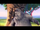 Big Buck Bunny Full Color Anaglyph 3D RedBlue Glasses 1080p
