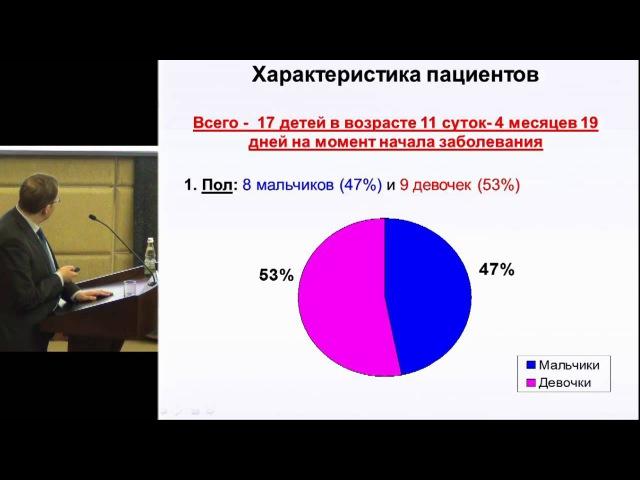 Нозокомиальный РСВ-бронхиолит у недоношенных детей