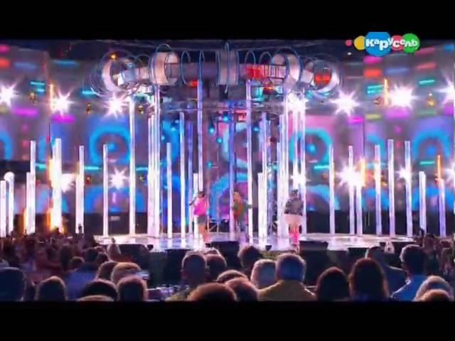 Zhara - Papochka, Kupi Gitaru (Russia JESC 2016 NF Live Performance)