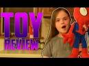 Sophia's Bratty Toy Review -  Anna, Elsa, Spiderman, & Minions! (Parody)