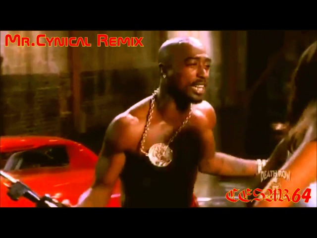 2Pac ft. Roger Troutman - Playaz Need No Love (Mr.Cynical Remix)