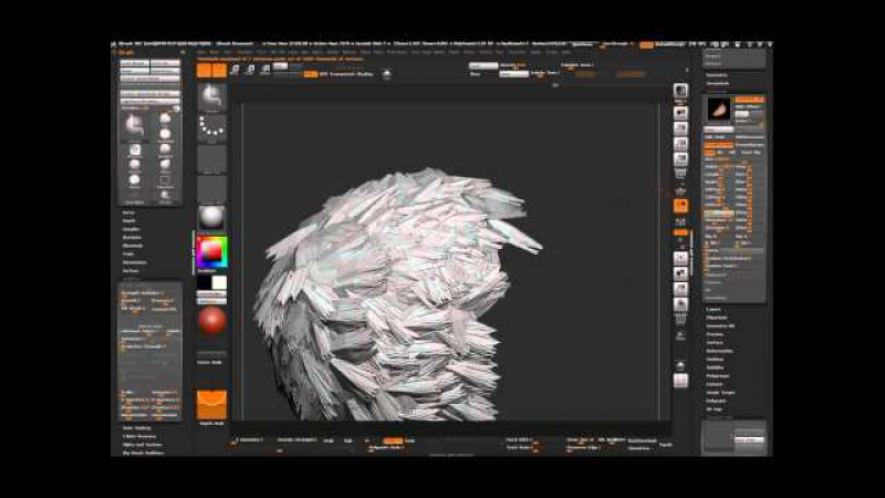 Zbrush r7 low poly hair with insert nano insert multi-mesh brush download Extended