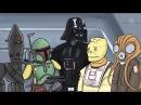 Как Должен Был Закончиться Фильм Звёздные Войны Империя Наносит Ответный Удар