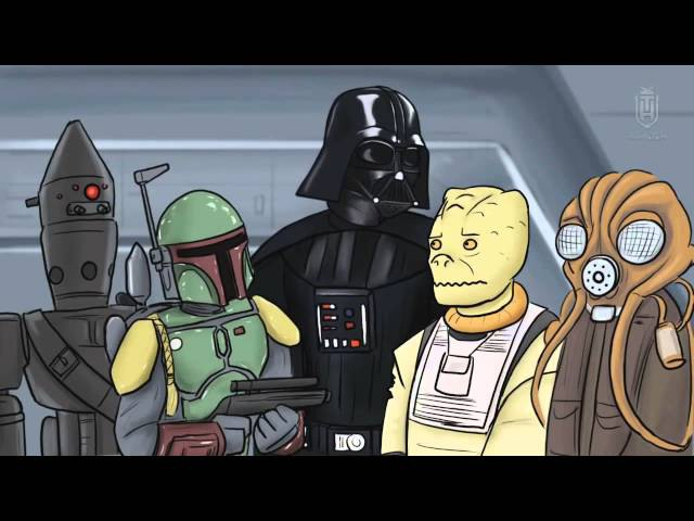 Как Должен Был Закончиться Фильм Звёздные Войны: Империя Наносит Ответный Удар