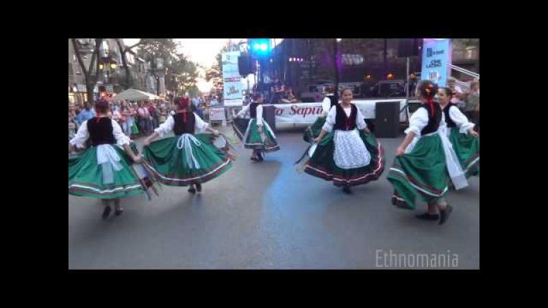 SEMAINE ITALIENNE DE MONTRÉAL (HD) • Danses folkloriques - Ethnomania