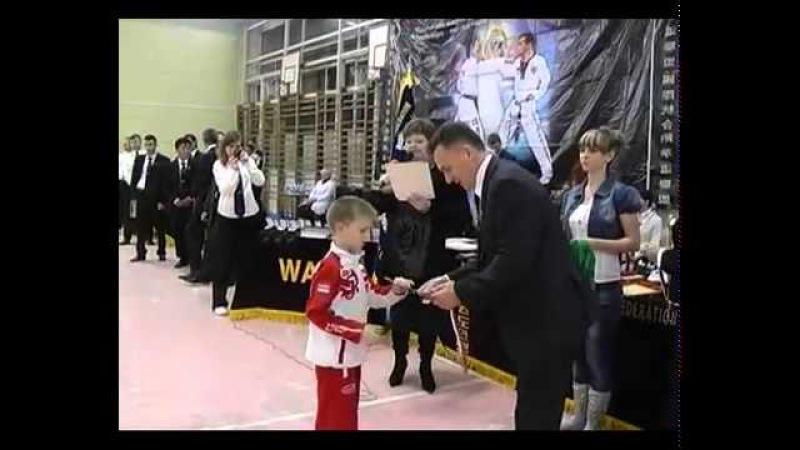 Чемпионат России по Тэквон-До (IATF). ВДЦ Орлёнок 7-8 мая 2011г. Часть2