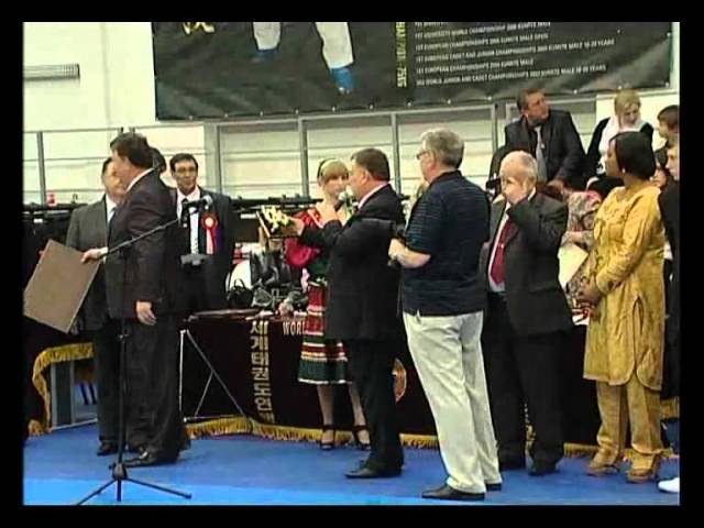 Чемпионат России по Тэквон-до (IATF) 2012г. г.Москва малая версия