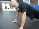Ba Gua Zhang finger and palm conditioning