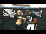 Alistair Overeem punched a fan MMA - UFC