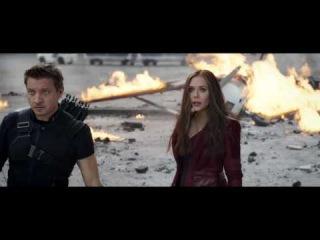 Captain America: Civil War | Hope Promo | In Cinemas May 6