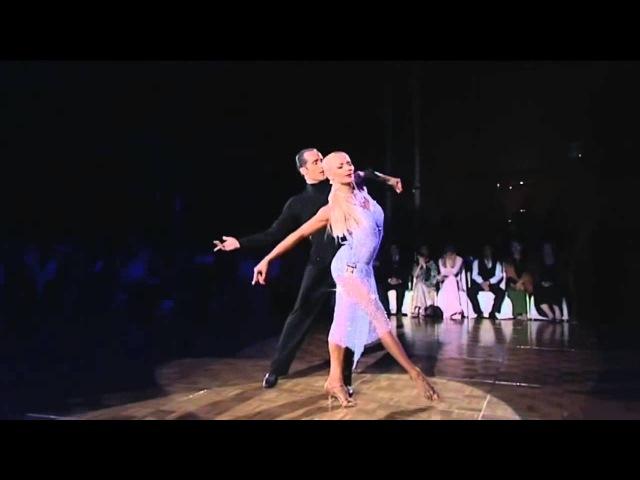 Riccardo Yulia Rumba World Superstars Dance Festival Japan Show 2015