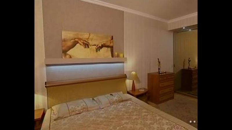 Спальня в нео-этно стиле