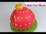 [vk.com/LakomkaVK] Making a Bauble Cake