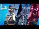 MLB The Show 16, Hyper Light Drifter, Oculus Rift Launches - New Releases