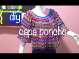 Capa Poncho F